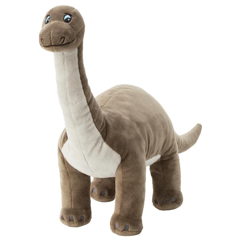 Ikea JÄTTELIK Stofftier Dinosaurier Thyrannosaurus Rex 66 cm NEU