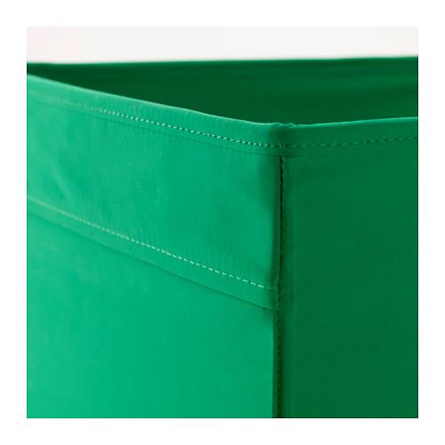 ikea dr na fach box f r expedit kallax regal kiste aufbewahrungsbox gr n ebay. Black Bedroom Furniture Sets. Home Design Ideas