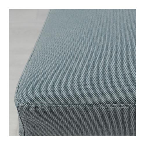 ikea henriksdal stuhlbezug bezug finnsta t rkis neu ovp ebay. Black Bedroom Furniture Sets. Home Design Ideas
