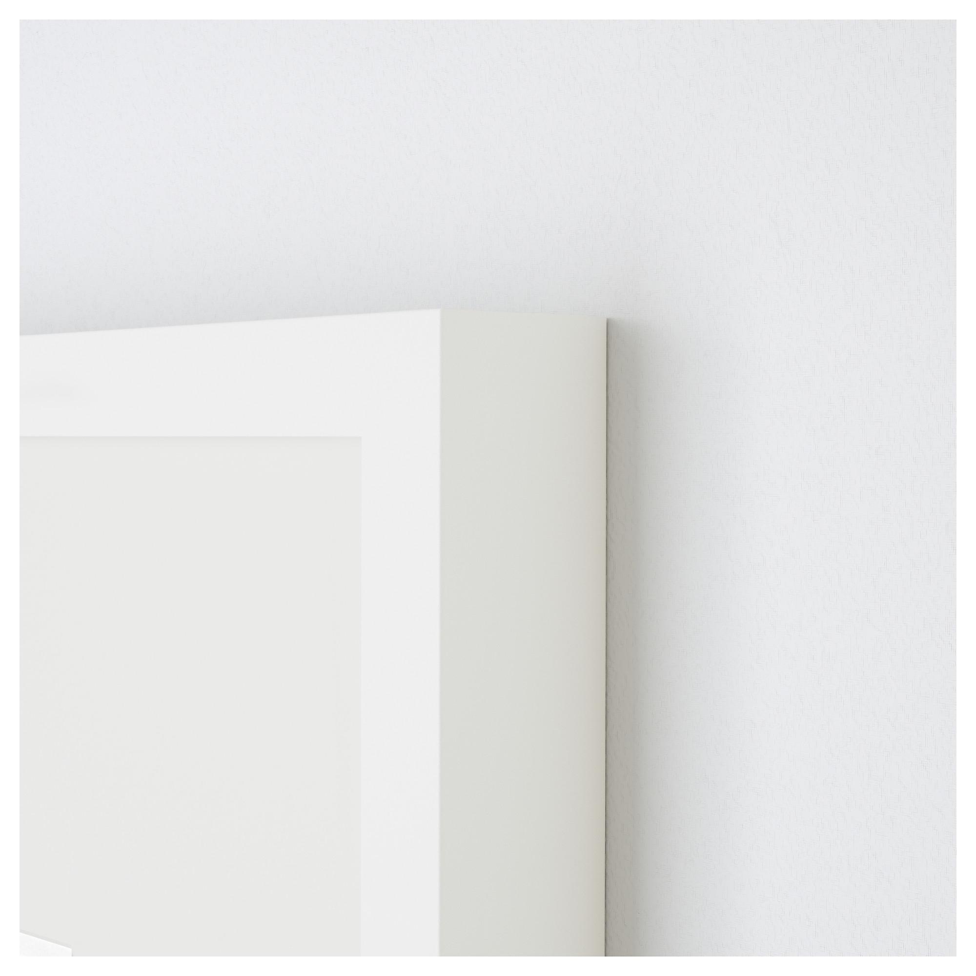 ikea ribba bilderrahmen wei rahmen bildrahmen bild 23x23cm rahme 25x25cm ebay. Black Bedroom Furniture Sets. Home Design Ideas
