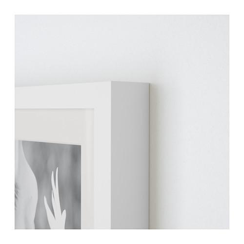 IKEA RIBBA Bilderrahmen schwarz Rahmen Bildrahmen Bild 10x15cm Rahme 12x17cm